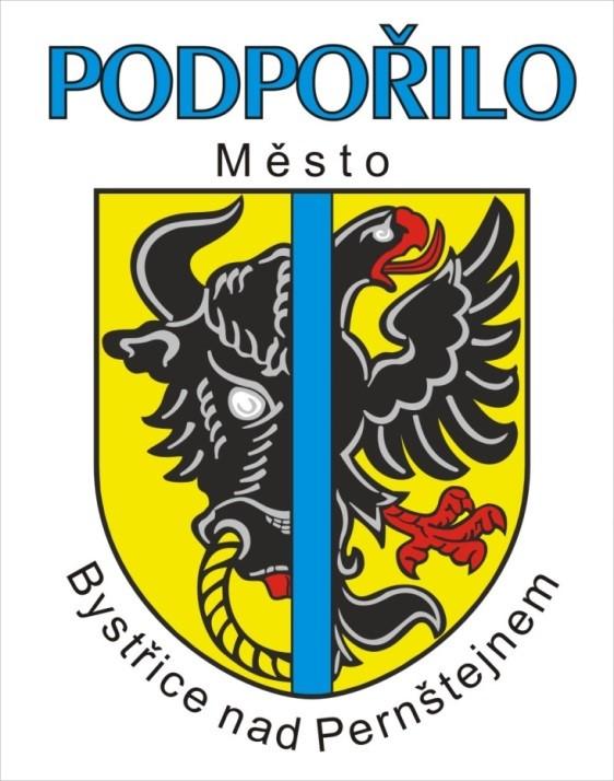 Bystřice logo