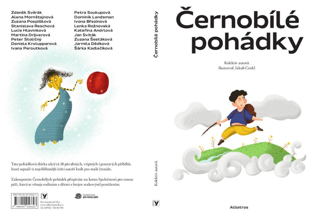 Cernobile pohadky cover