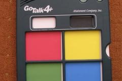 AAK 30 - komunikator go talk 4