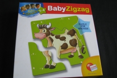 H 56 - puzzle baby zigzag