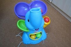 MA 85 - fontana slon