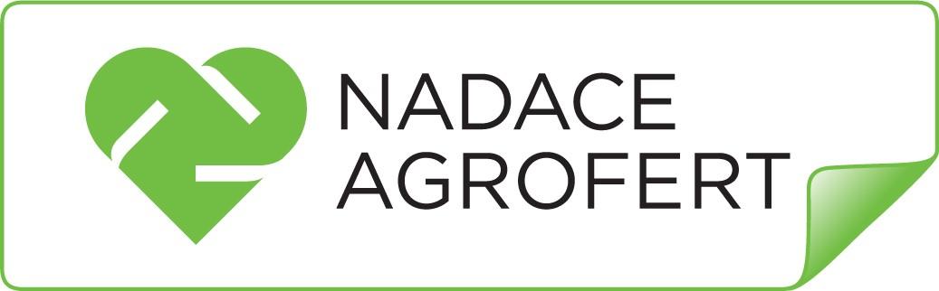 Nadace AGROFERT logo (rám)