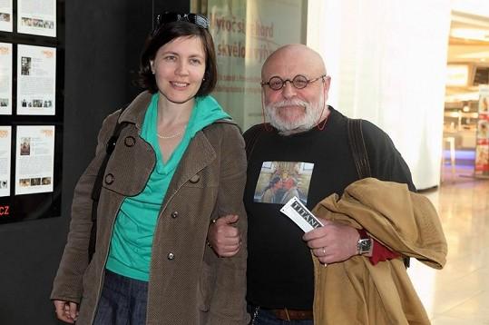 Arnošt a Petra Goldflamovi